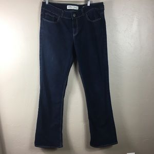 BKE Buckle Denim Dakota Stretch  Boot Cut Sz 33